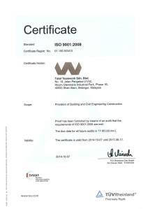 TTW-ISO CERT